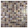 укладка мозаики на стену и пол